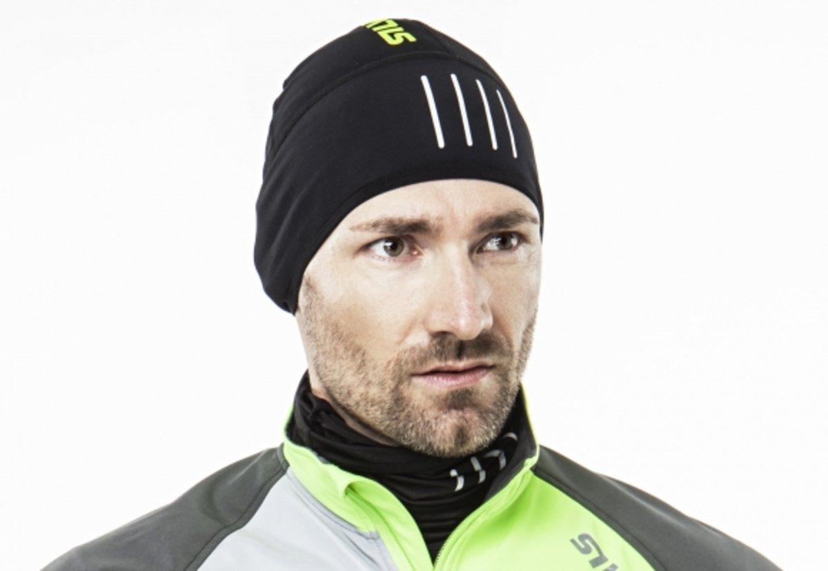 瑞典保溫帽 Devotion 黑/黃色