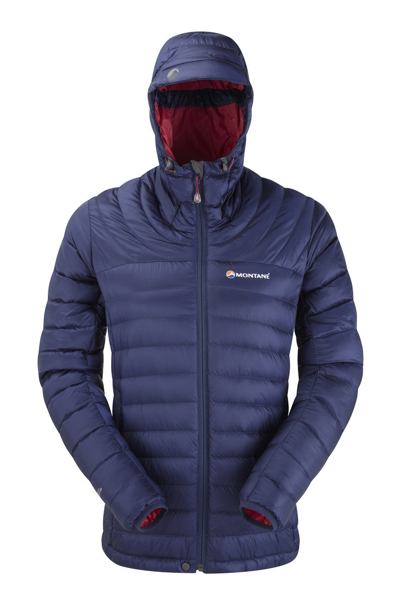 英國女裝輕盈抗水羽絨褸 - Fem Featherlite Down Jkt Antarctic Blue EW UK12