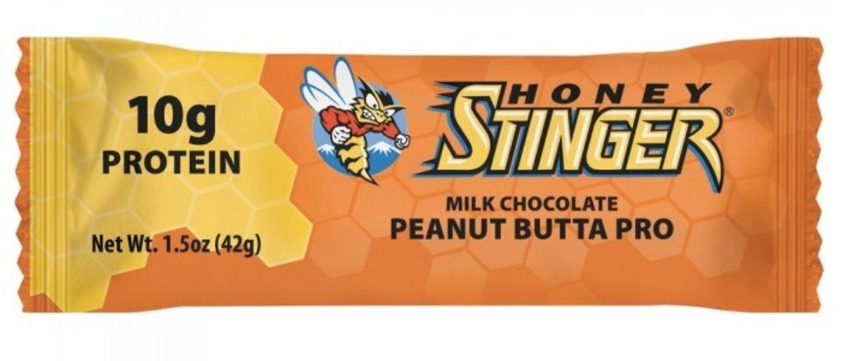 美國蜂蜜能量食品 - 10g Pro Bar 15 Peanut Butter - 6小包