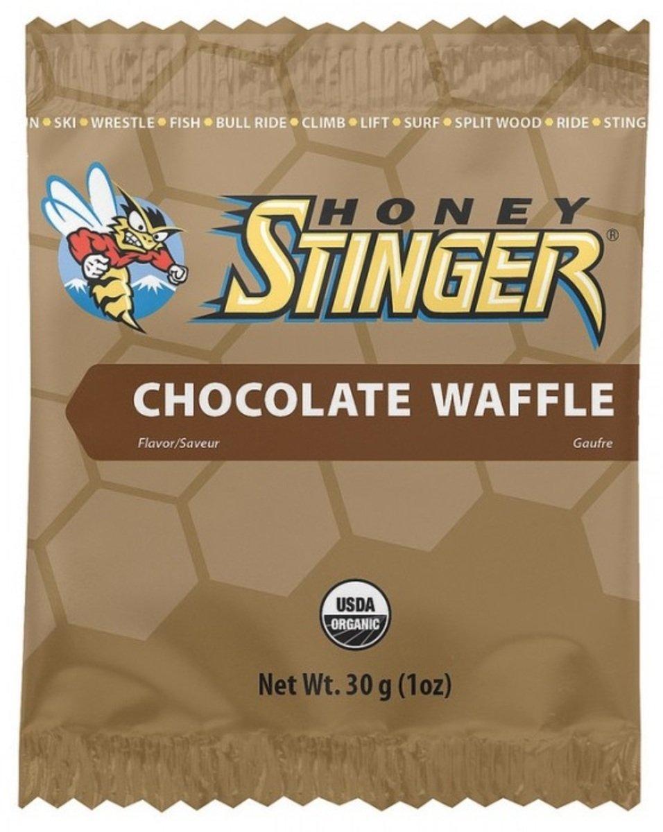 美國蜂蜜能量食品 - Waffle 16 Chocolate - 6小包