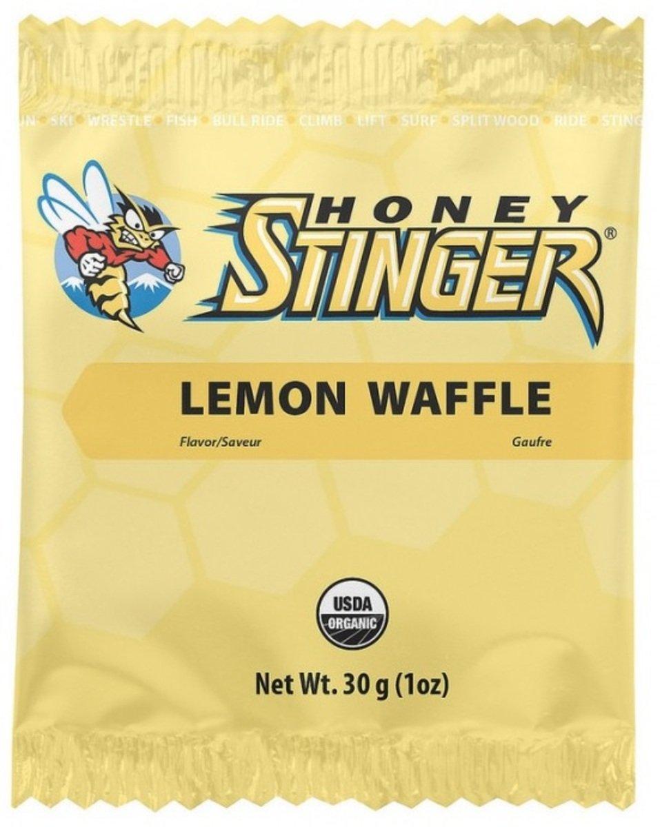 美國蜂蜜能量食品 - Waffle 16 Lemon - 6小包