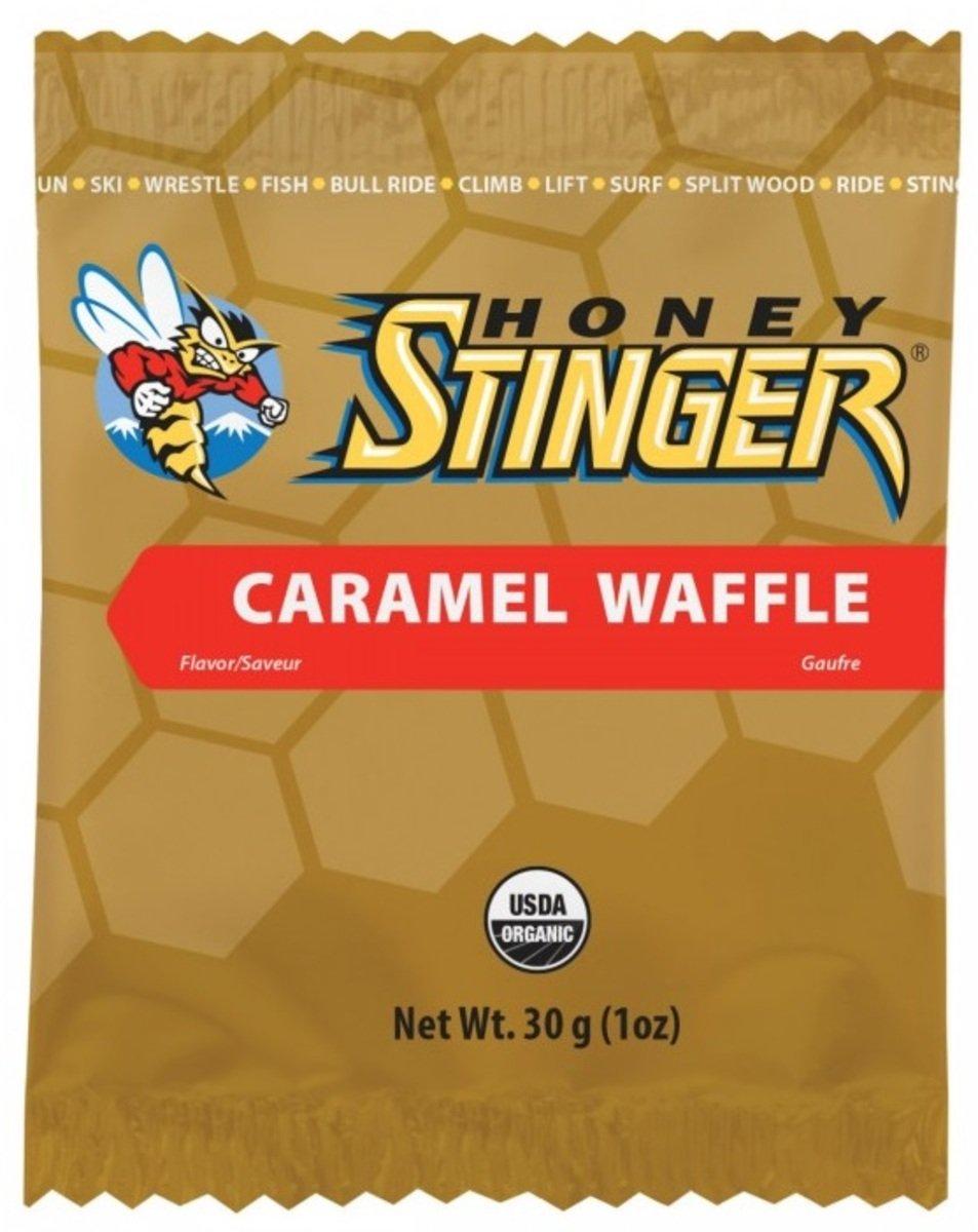 美國蜂蜜能量食品 - Waffle 16 Caramel - 6小包