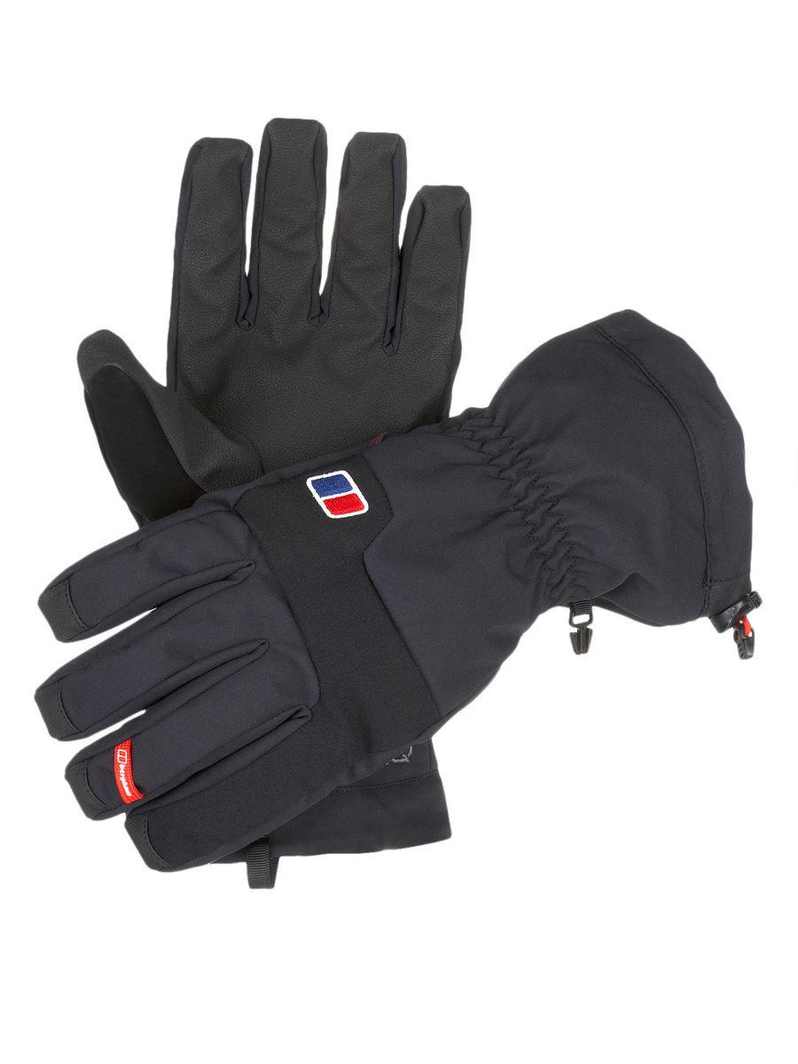 英國防水保暖手套 MOUNTAIN AQ HARDSHELL GLOVE EW AU BLK/BLK L