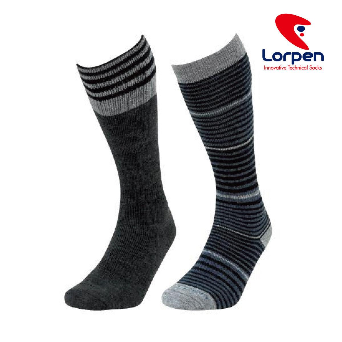 西班牙 Merino 美麗諾羊毛襪 - 2 對 S2WL967L