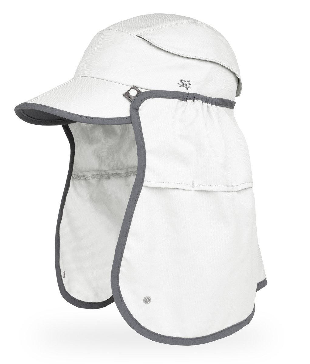 美國永久最高防曬帽 - Sun Guide Cap, White L
