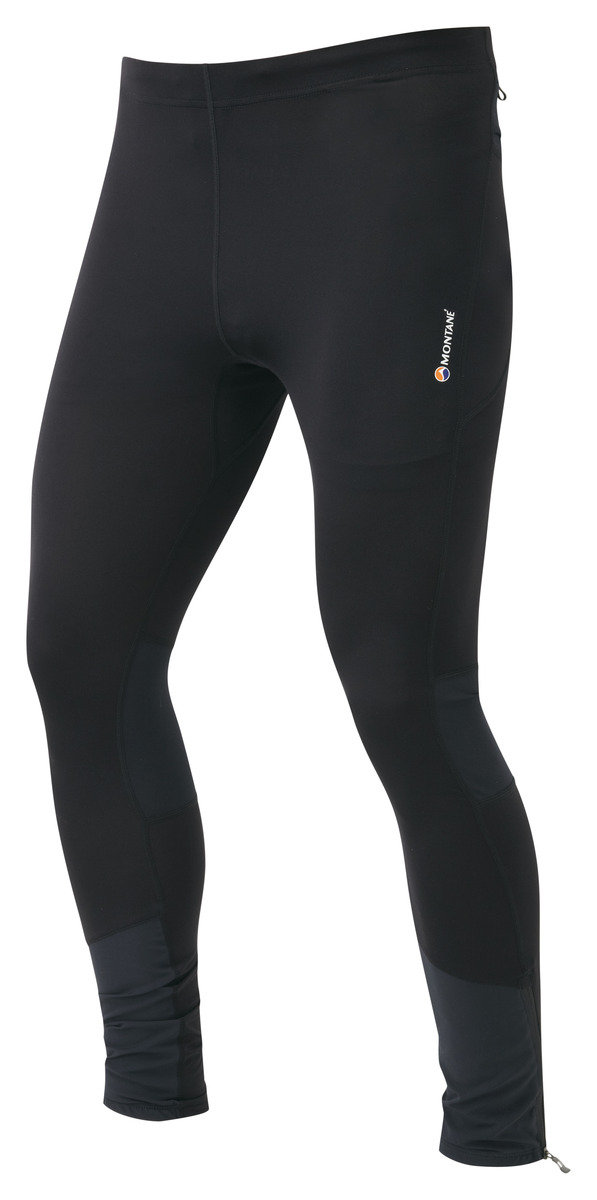 英國吸汗快乾跑褲 TRAIL SERIES LONG TIGHT-BLACK-M