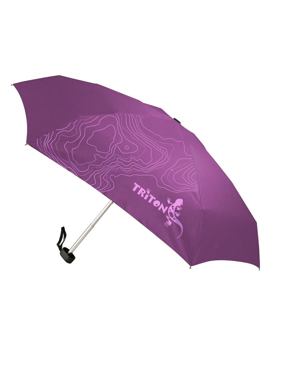 超輕縮骨遮 Compact Umbrella, purple