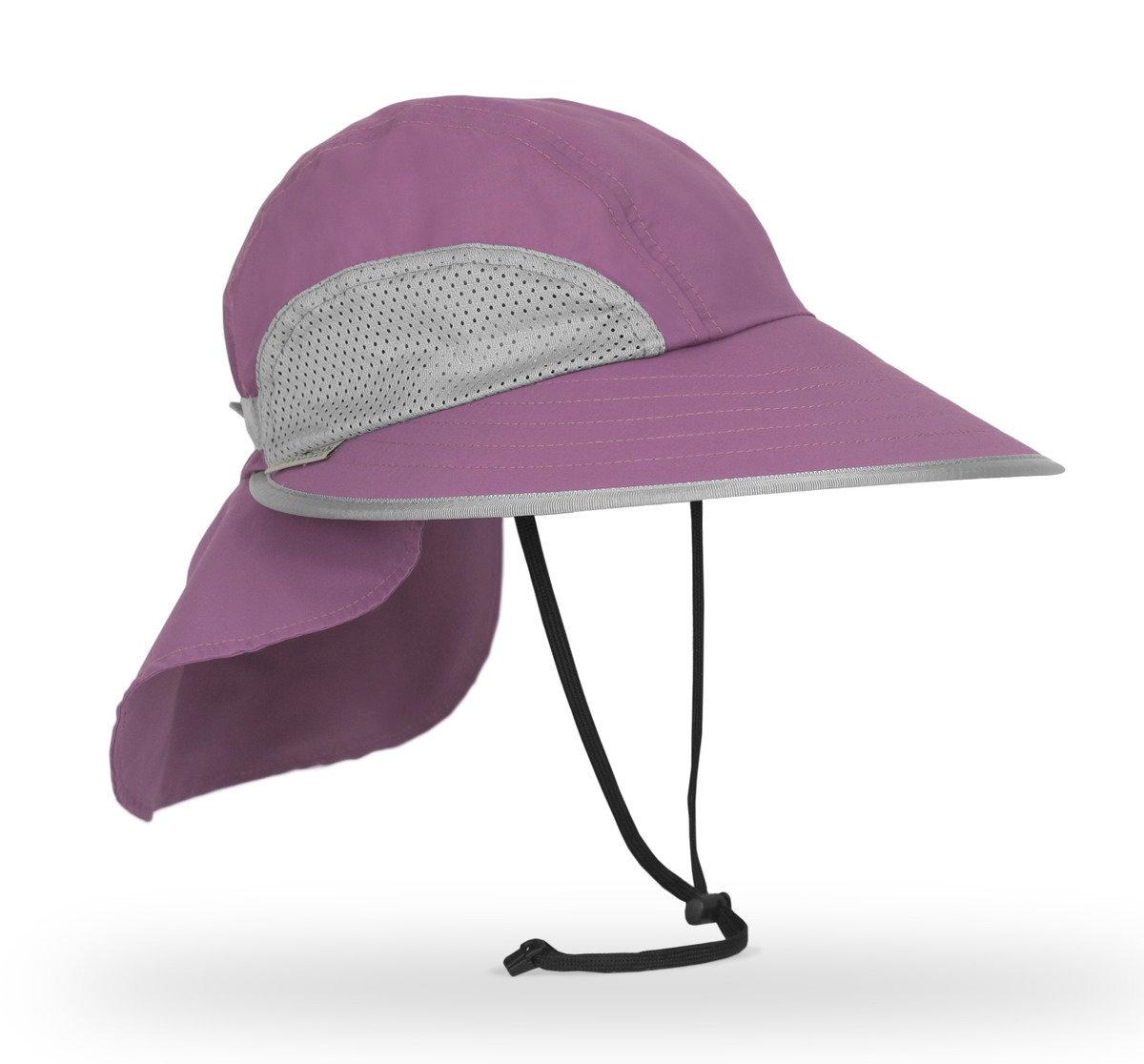 美國永久最高防曬帽 - Sport Hat, Fresh plum M