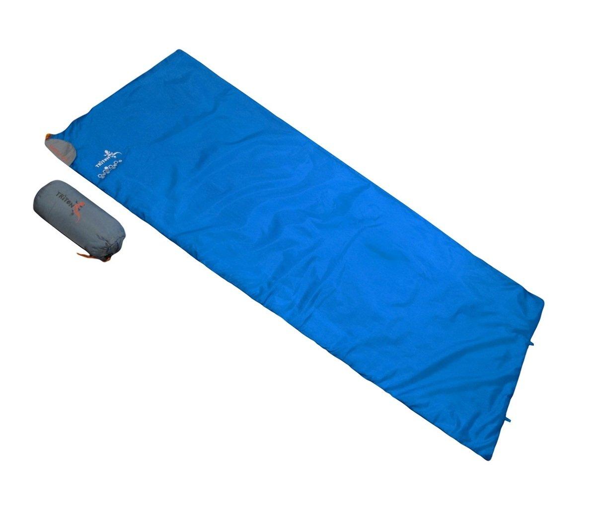 優質空心綿 8 度睡袋 - Simple 600 藍色