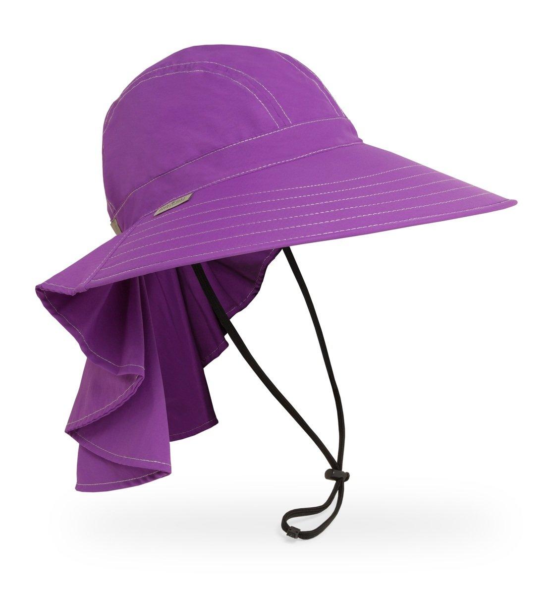 美國永久最高防曬帽 - Sundancer Hat, african violet