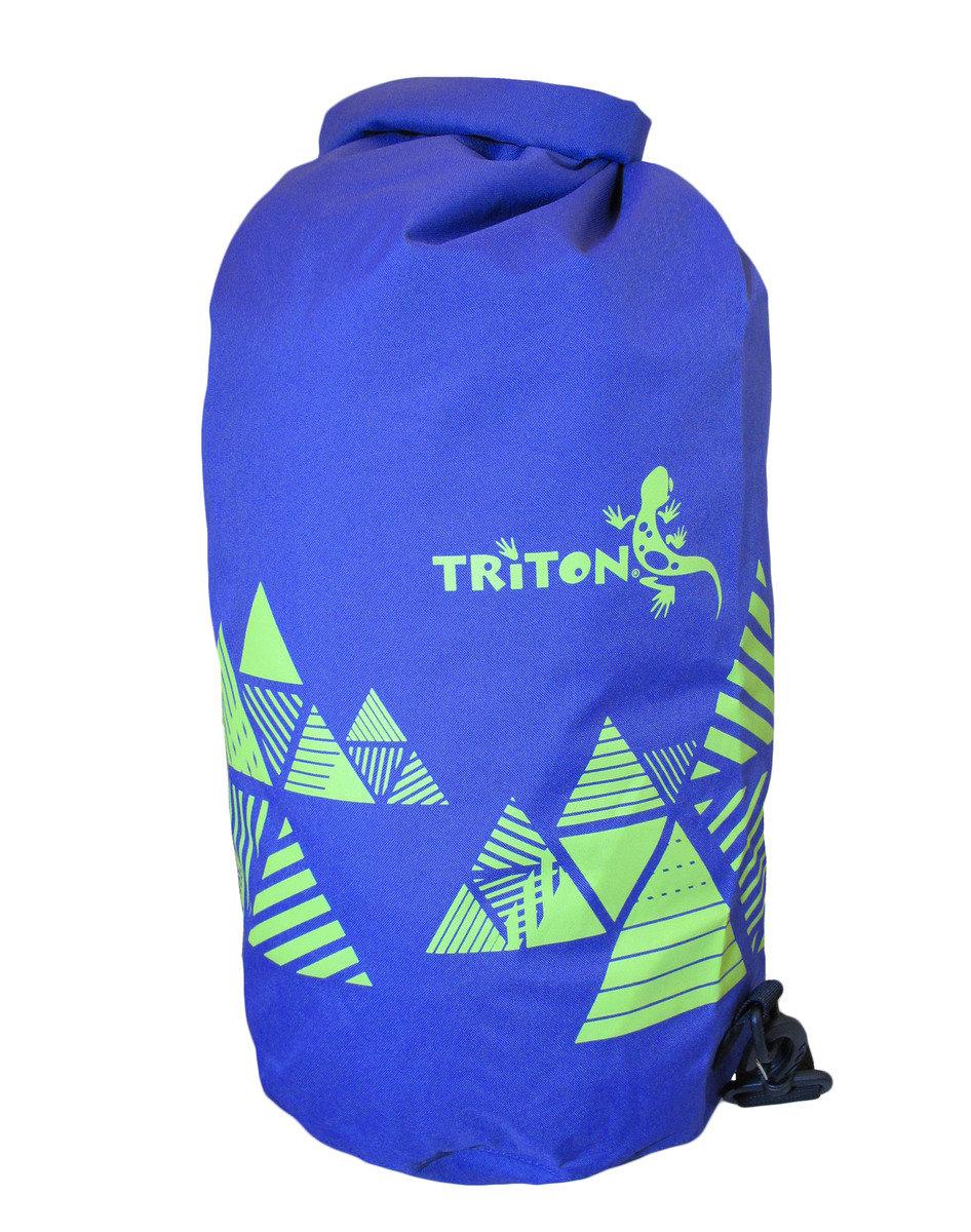 Triton 隨身耐磨防水袋 300D Dry Bag 10L, purple