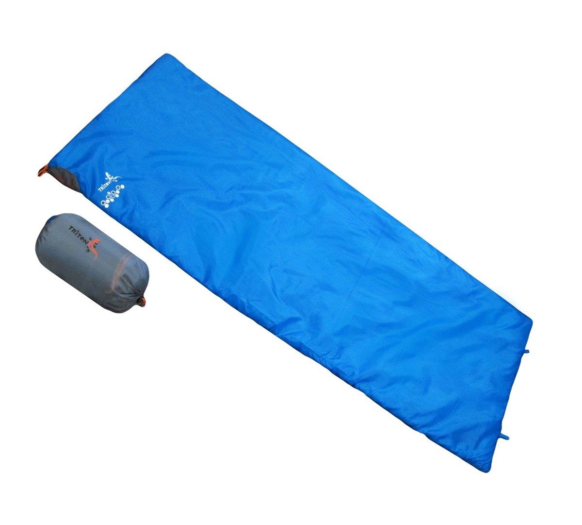 優質空心綿 8 度睡袋 - Simple 850 藍色