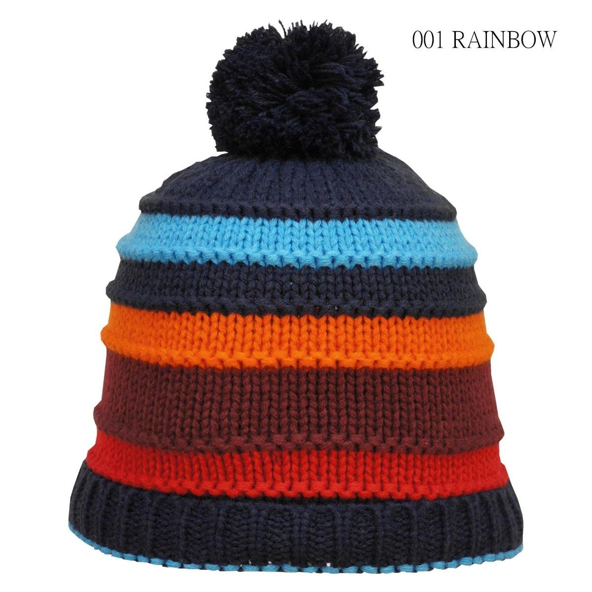 混羊毛針織帽