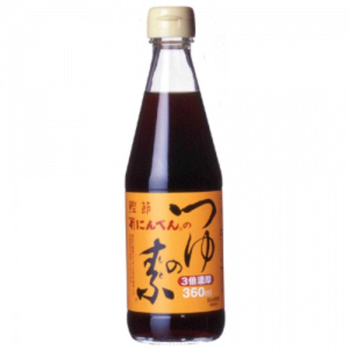 日本鰹魚汁湯底 (約360ml)