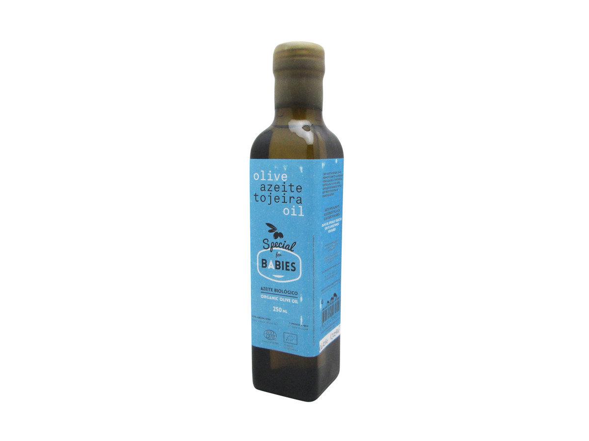 葡萄牙有機寶貝橄欖油 (250ml)
