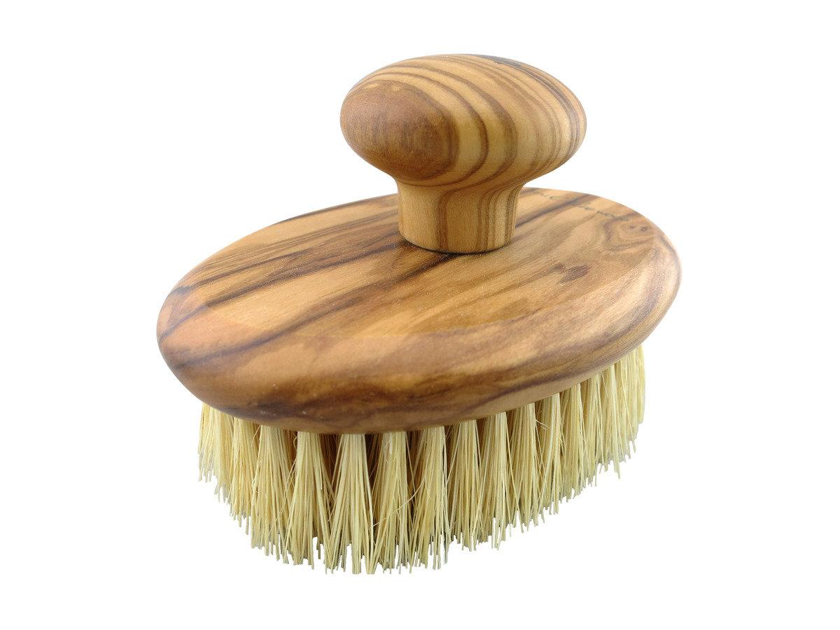 西波爾麻橄欖木潔毛刷