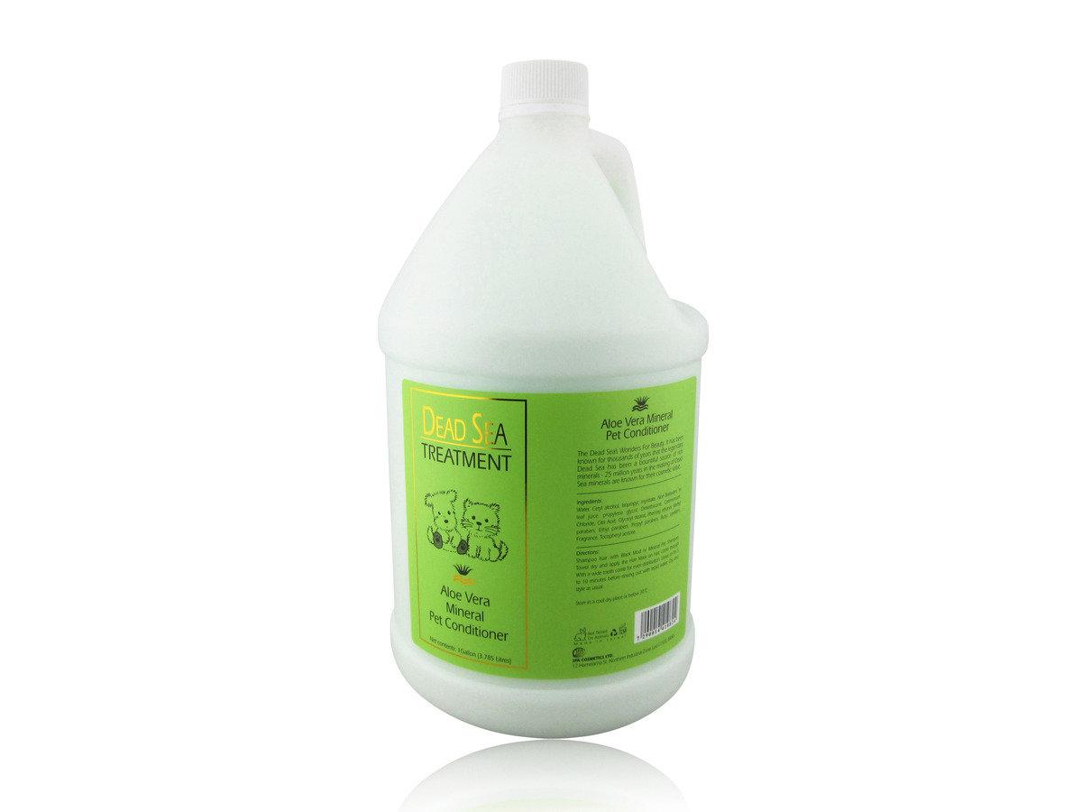 蘆薈鹽 護毛素 (1加侖)
