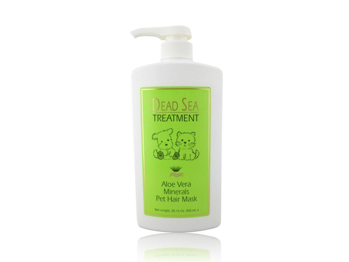 蘆薈鹽護毛焗油 (800毫升)