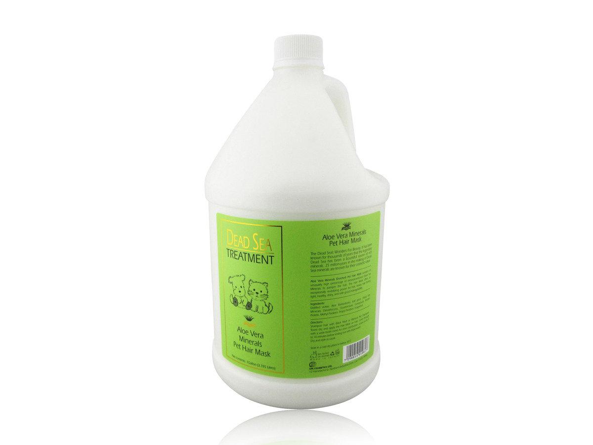 蘆薈鹽 護毛焗油 (1加侖)