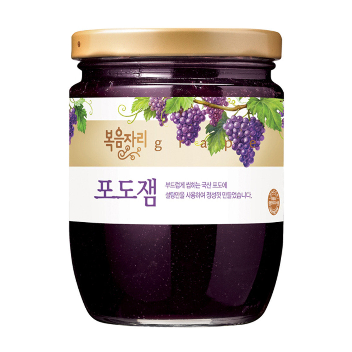 韓國葡萄果醬