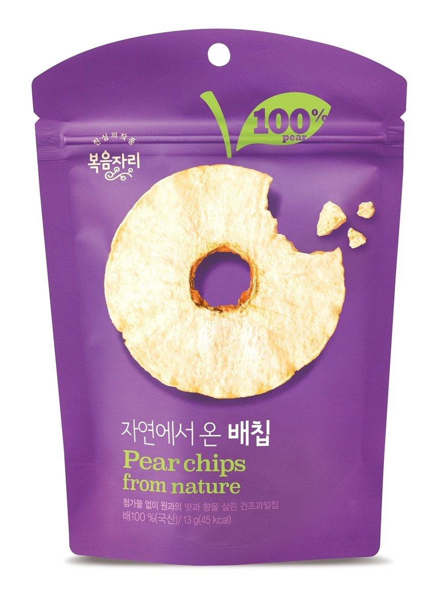 韓國 100% 天然新高梨片 (13克)