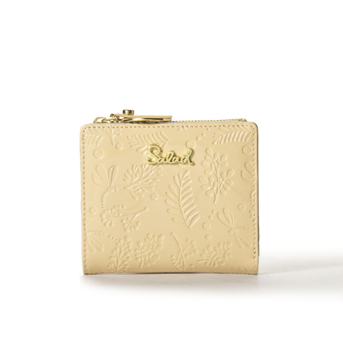 9484d3720c6fd Salad Short Leather Wallet