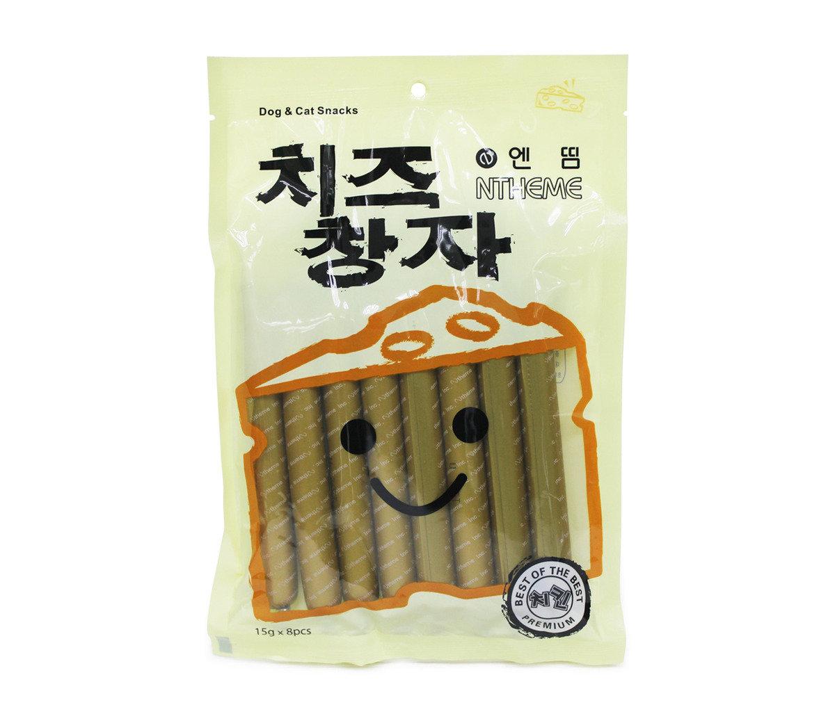 韓國芝士雞肉腸 8x15g