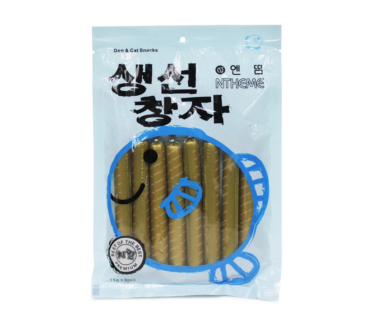 韓國海鮮腸 8x15g