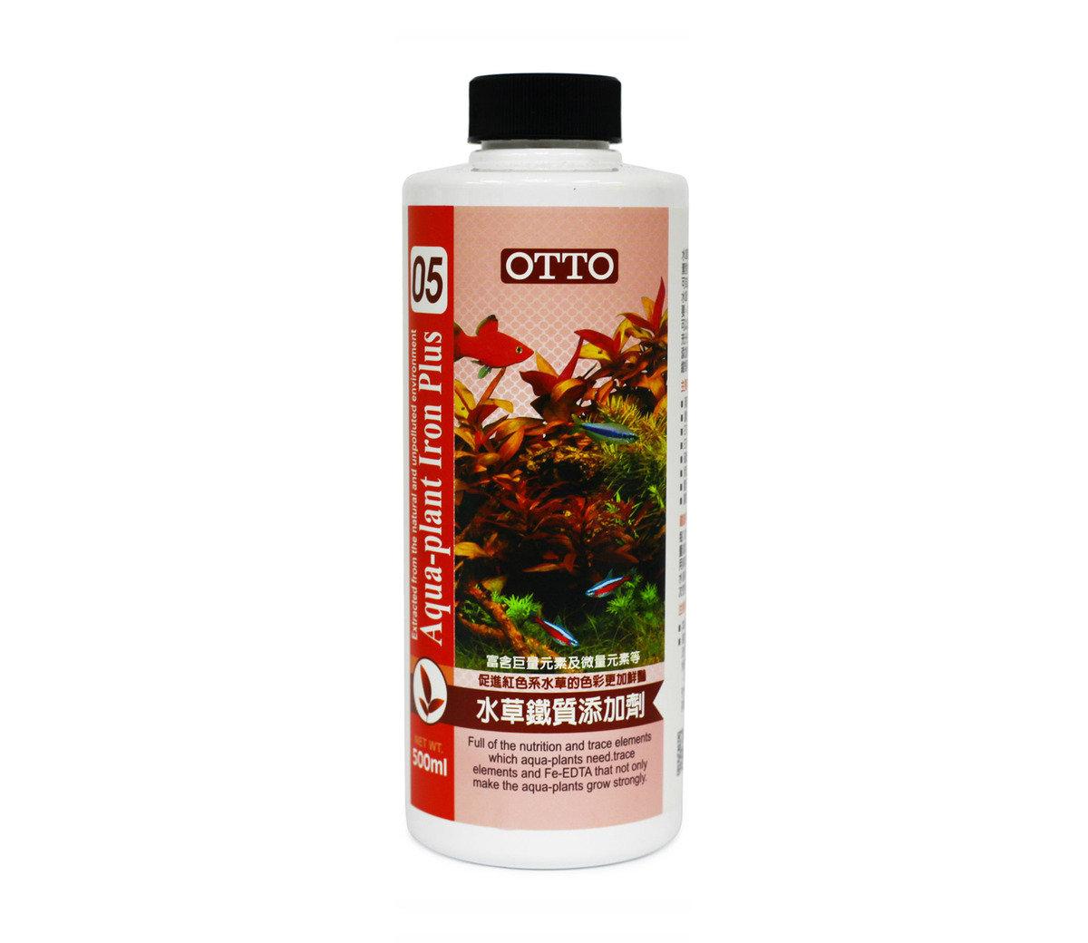 水草鐵質添加劑(大)500毫升