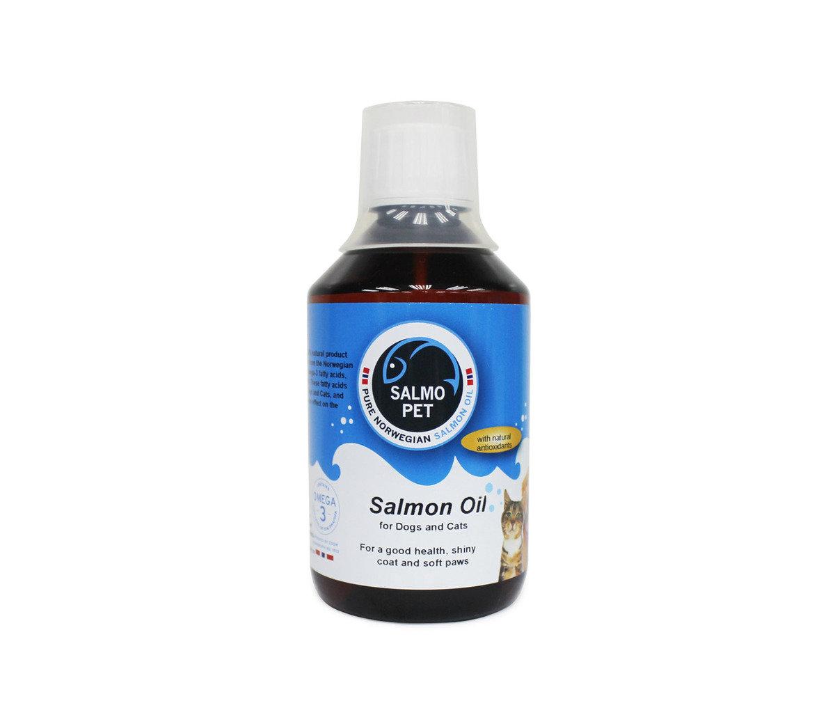 挪威純三文魚油(300毫升)