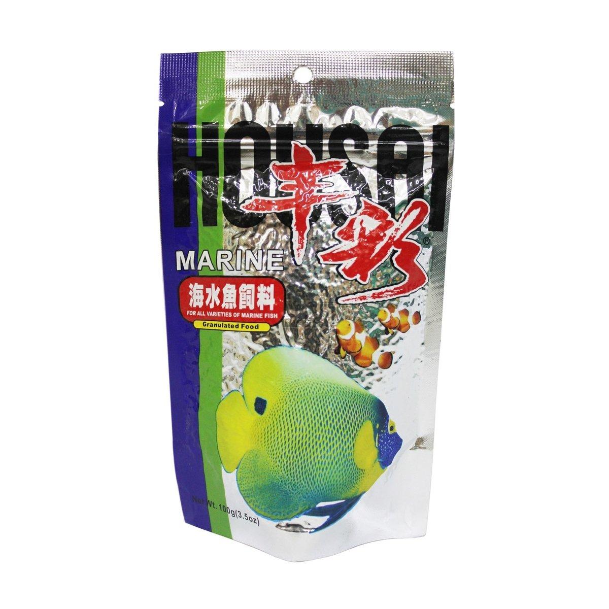 海水魚粒糧(100克)