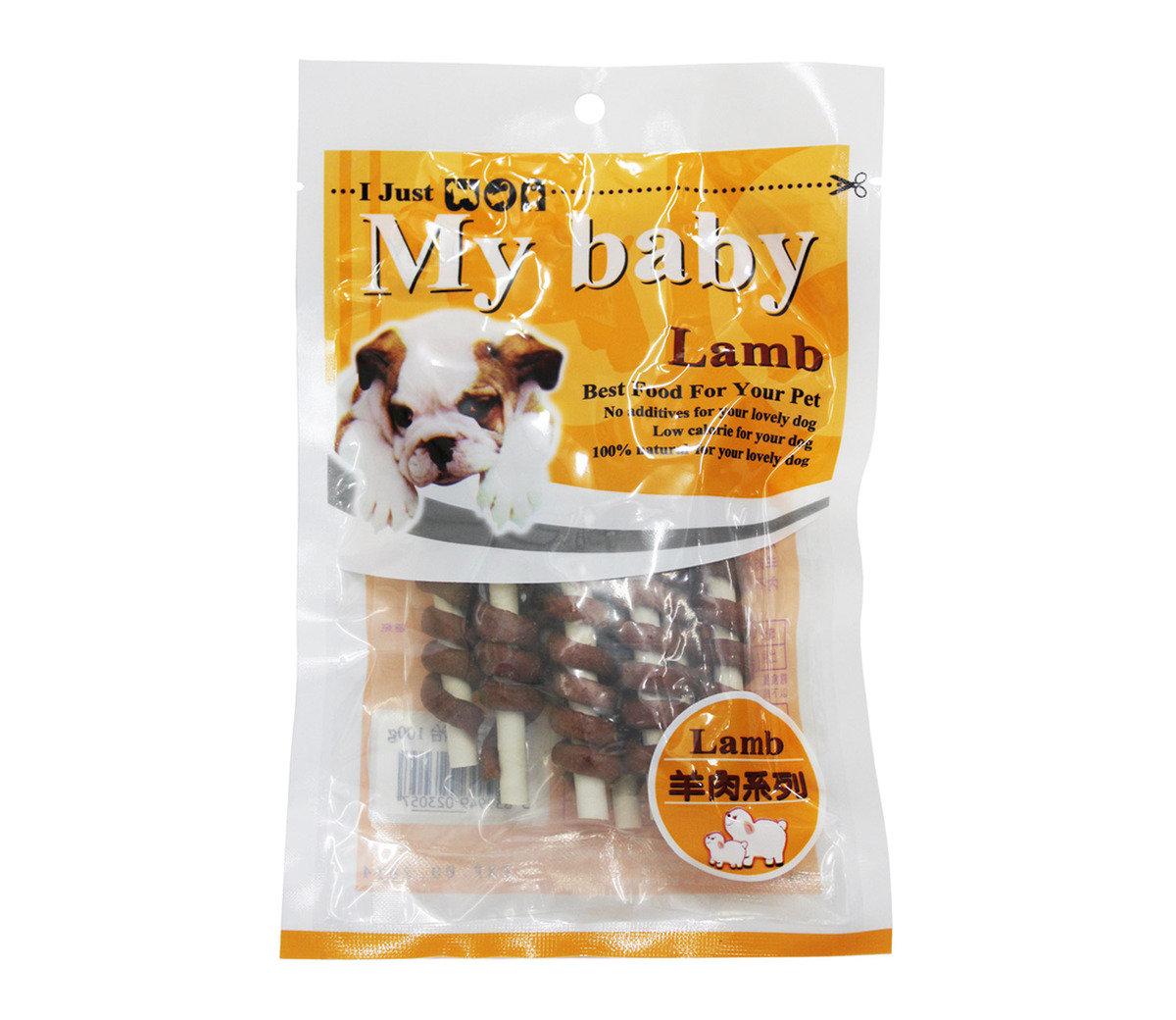羊肉鮮奶棒(100克)