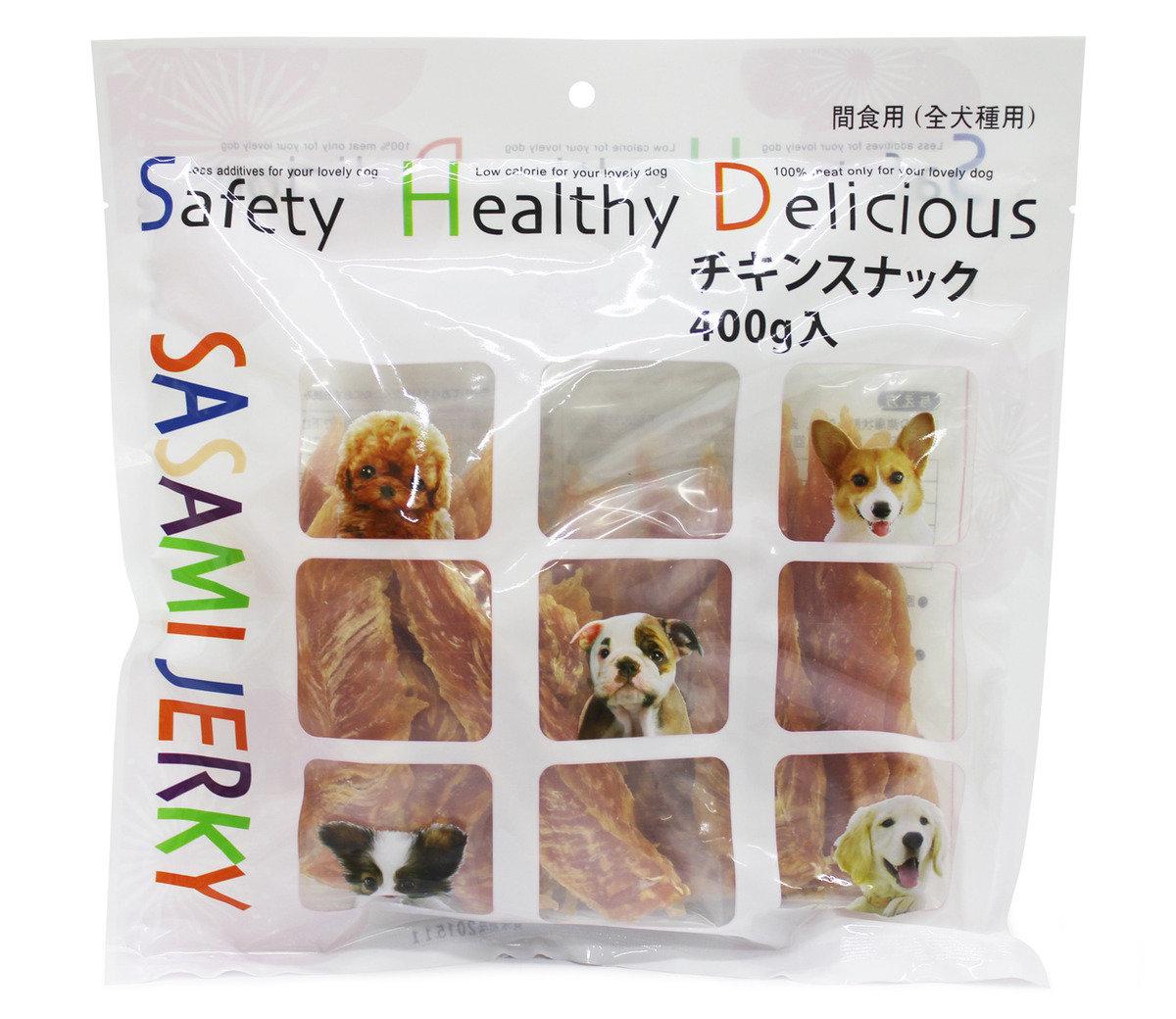 日本雞肉整條(400克)