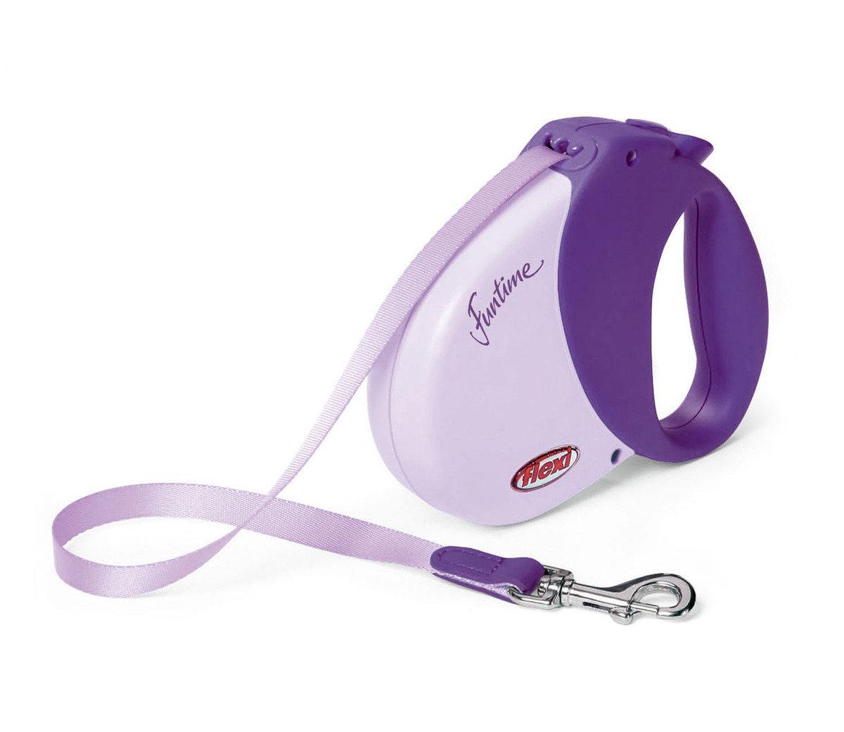 快樂時刻伸縮拖帶 紫色(中)5米/25公斤