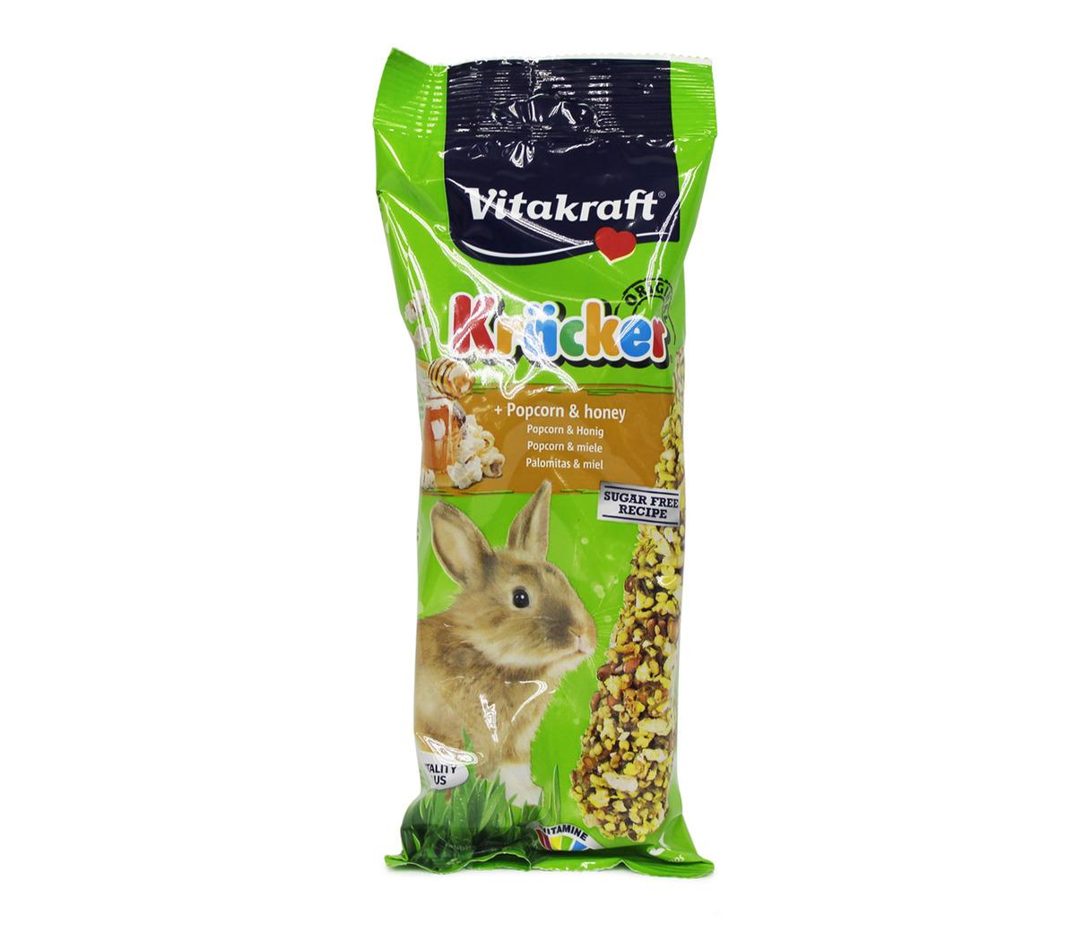 兔用爆米花蜂蜜棒(112克)
