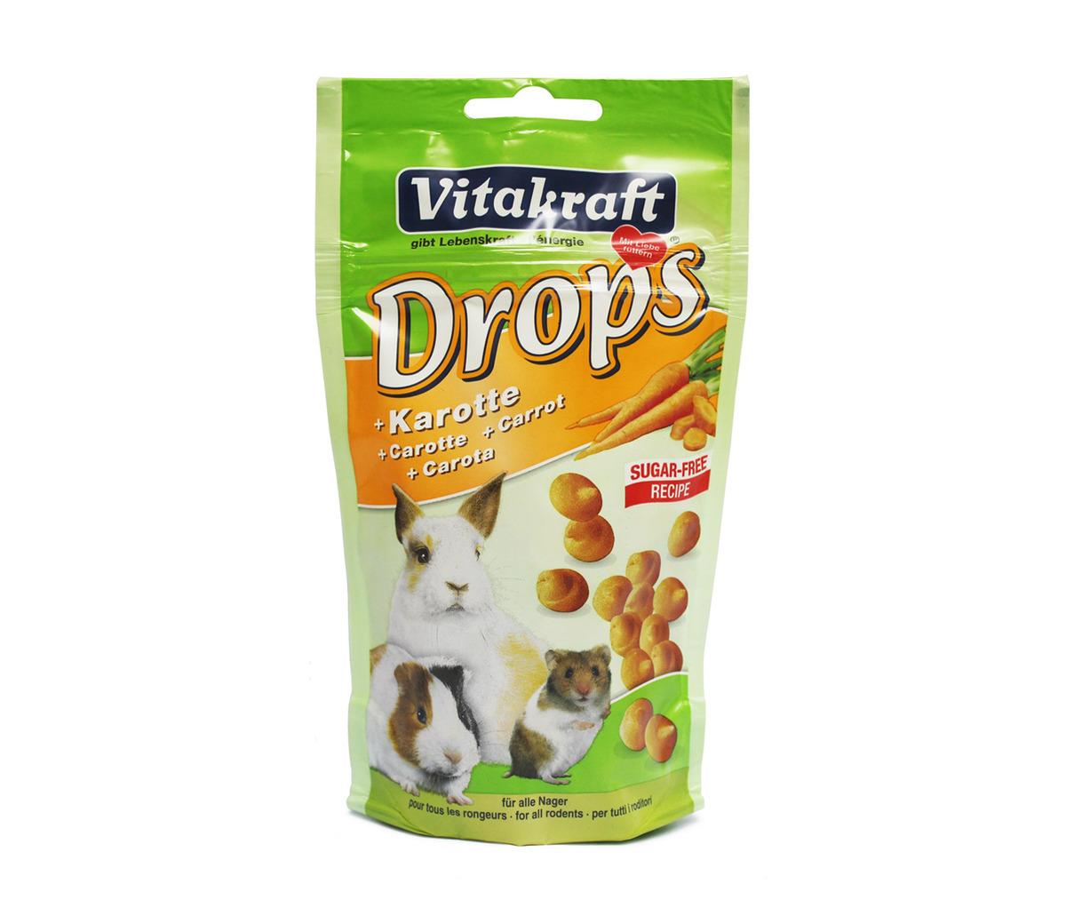 小動物紅蘿蔔牛奶糖(75克)