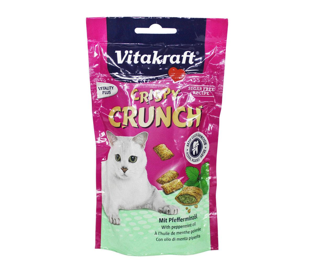 無糖貓用薄荷油潔齒粒(60克)