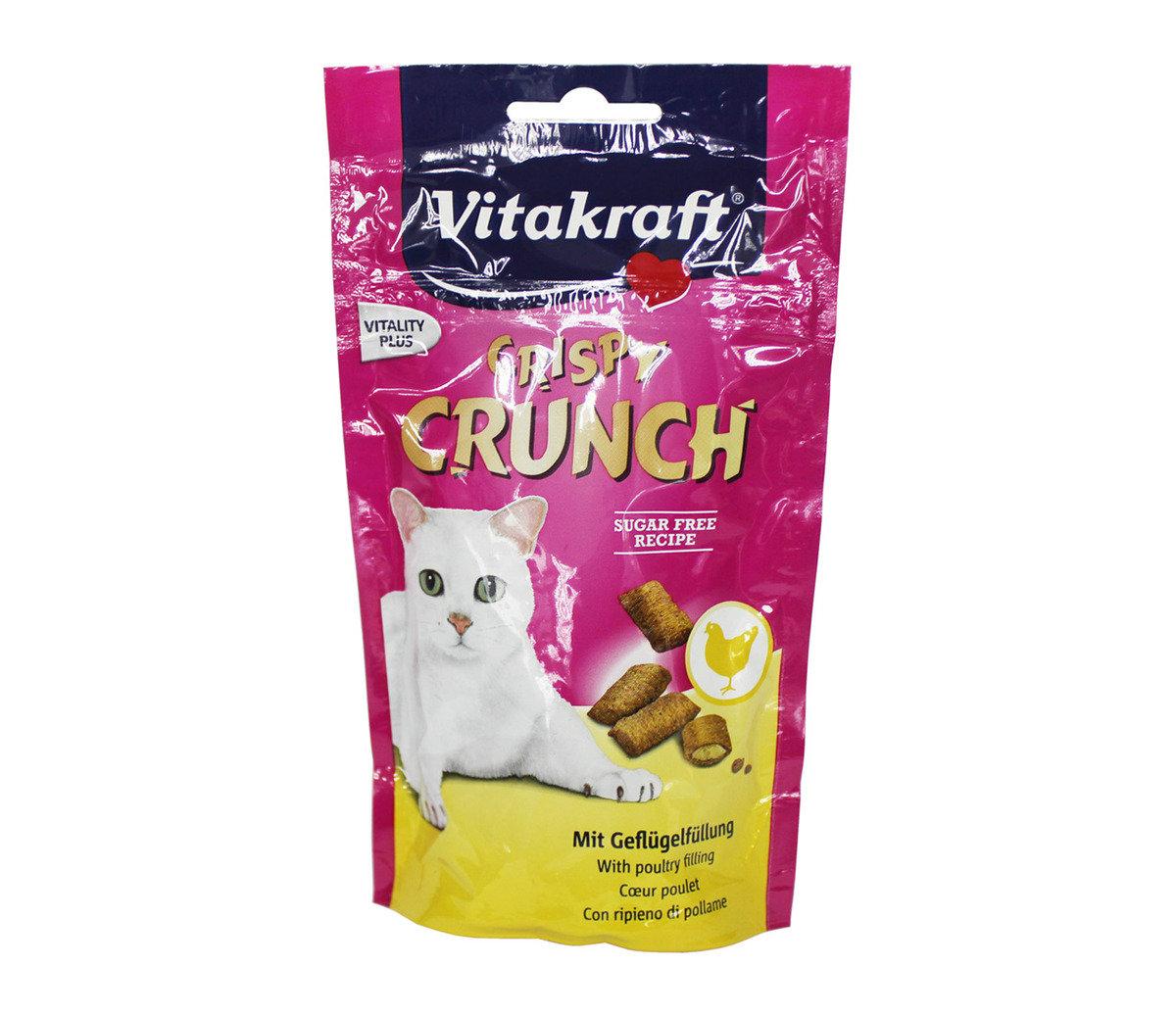 貓用無糖粒粒脆小食(雞肉)60克