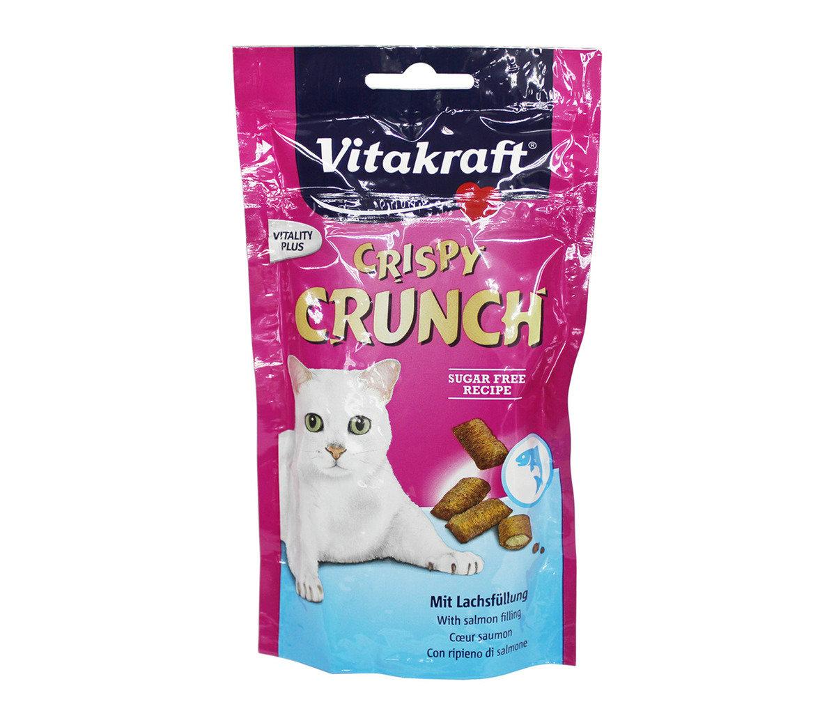 貓用無糖粒粒脆小食(魚肉)60克