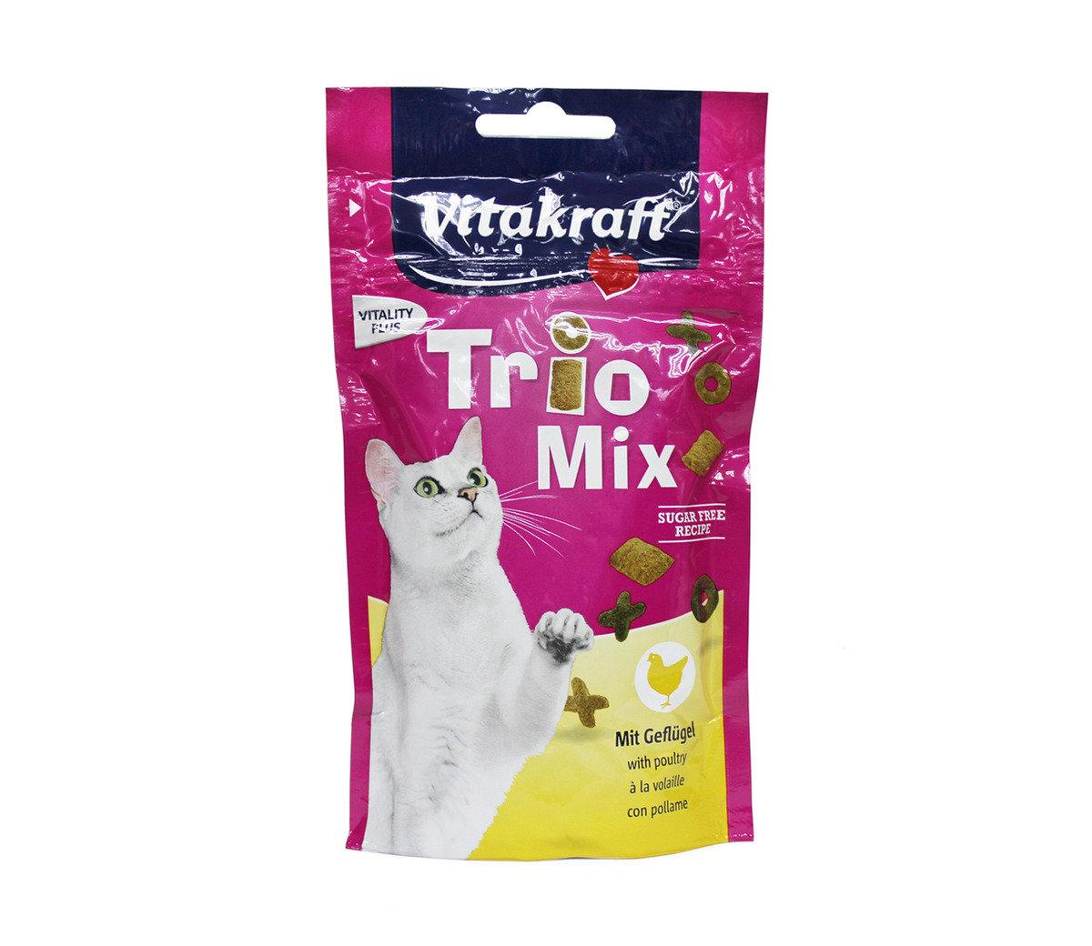 無糖貓用小食(雞味,什型)60克