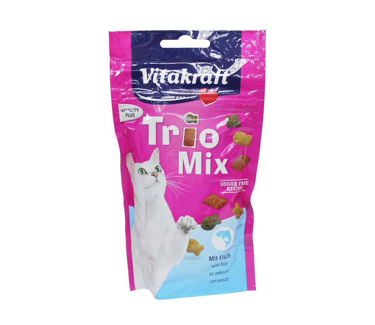 無糖貓用小食(魚味,什型)60克
