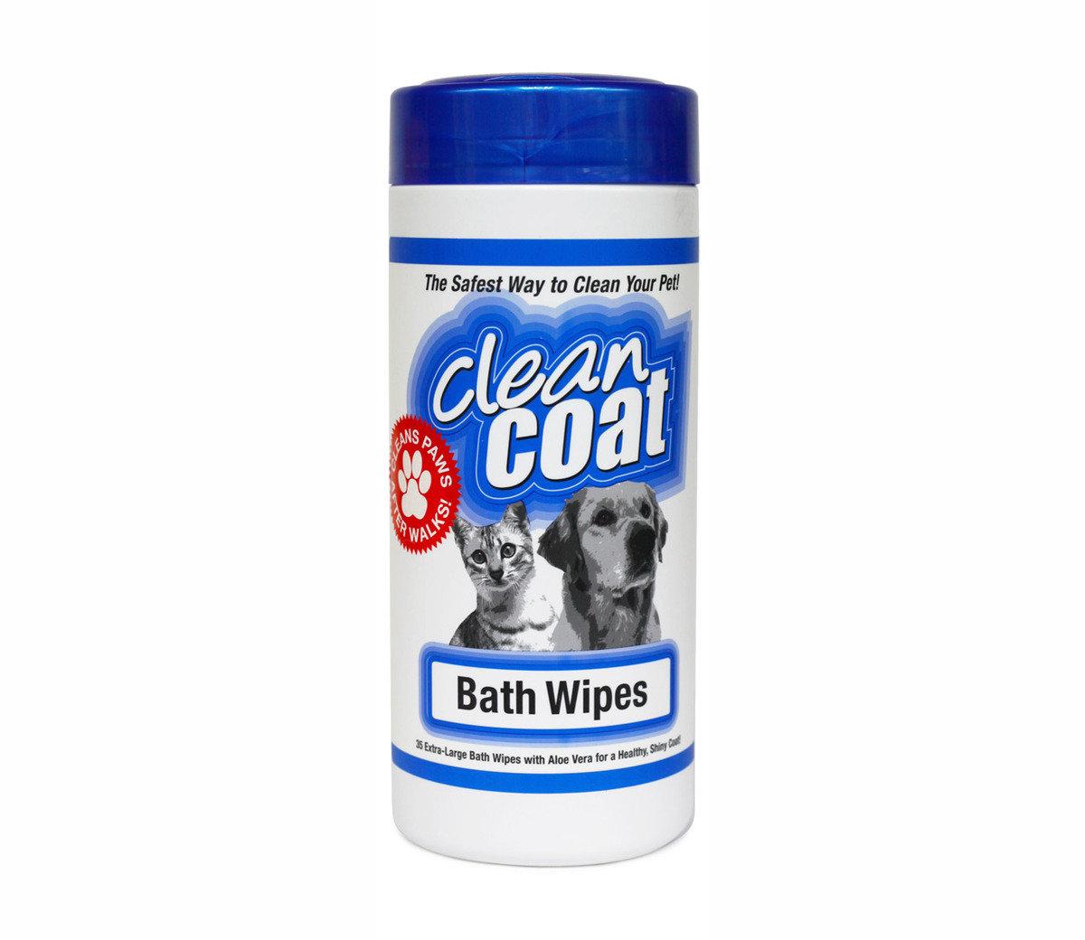 解尿素寵物沐浴巾(35張)