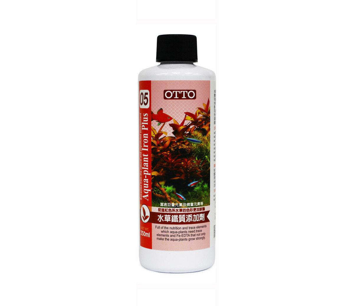 水草鐵質添加劑(中)250毫升