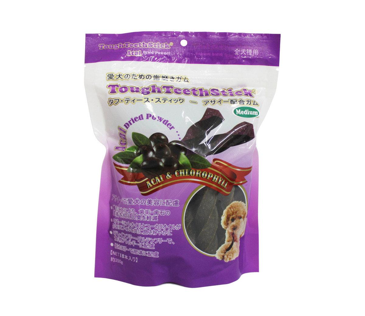 巴西莓潔齒健體扭條(M)