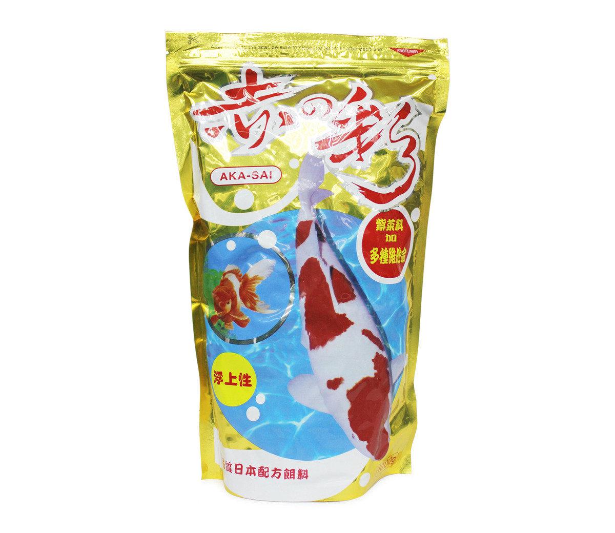 赤之彩丸多種維生素魚糧(1公斤)