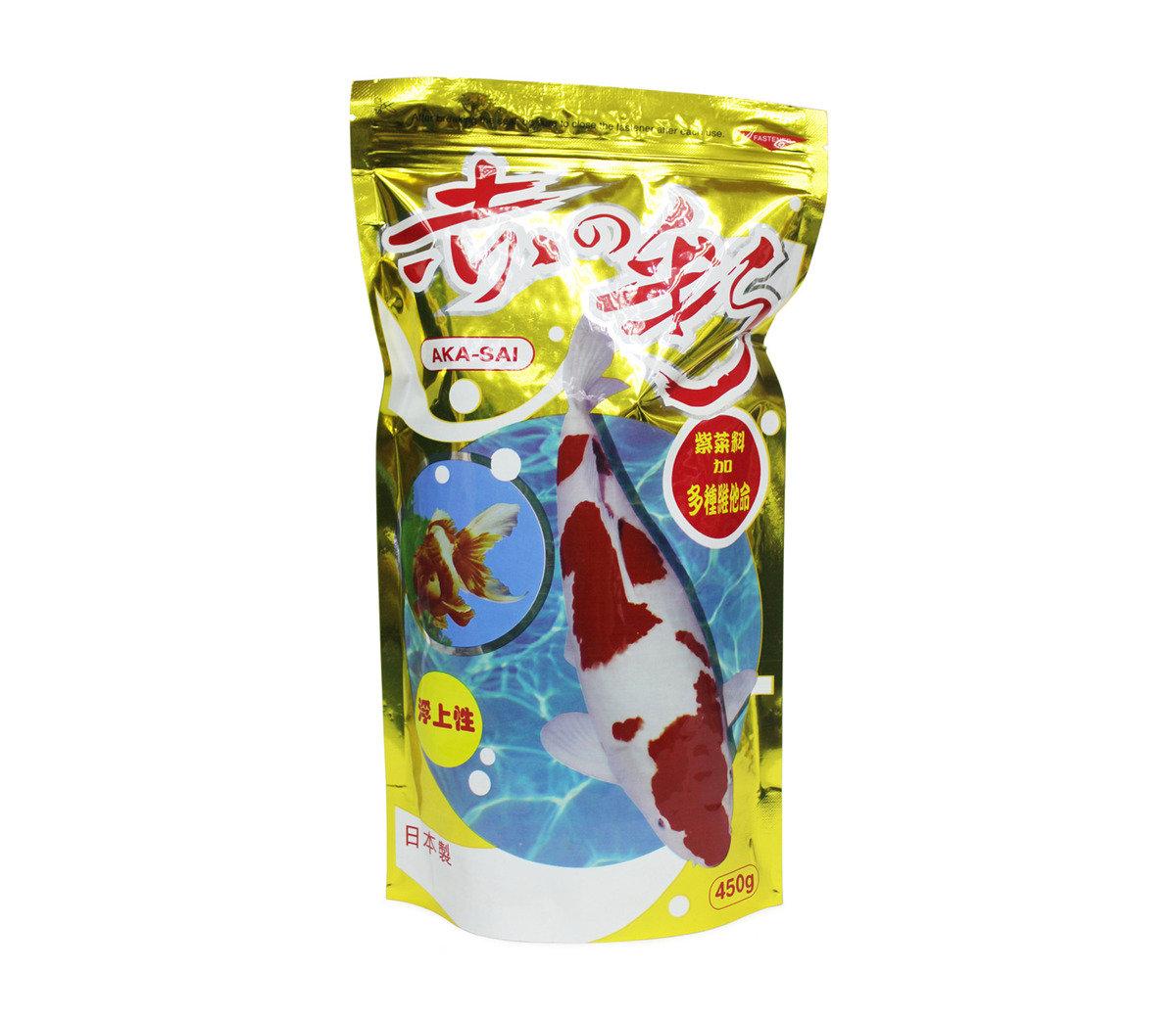 赤之彩丸多種維生素魚糧(450克)