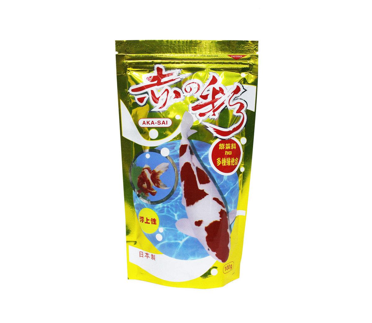 赤之彩丸多種維生素魚糧(100克)