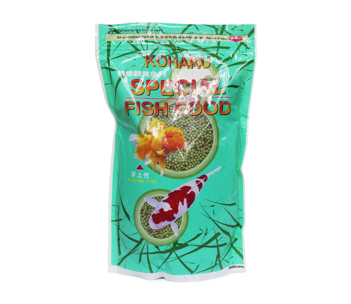 高蝦肉三色糧(500克)
