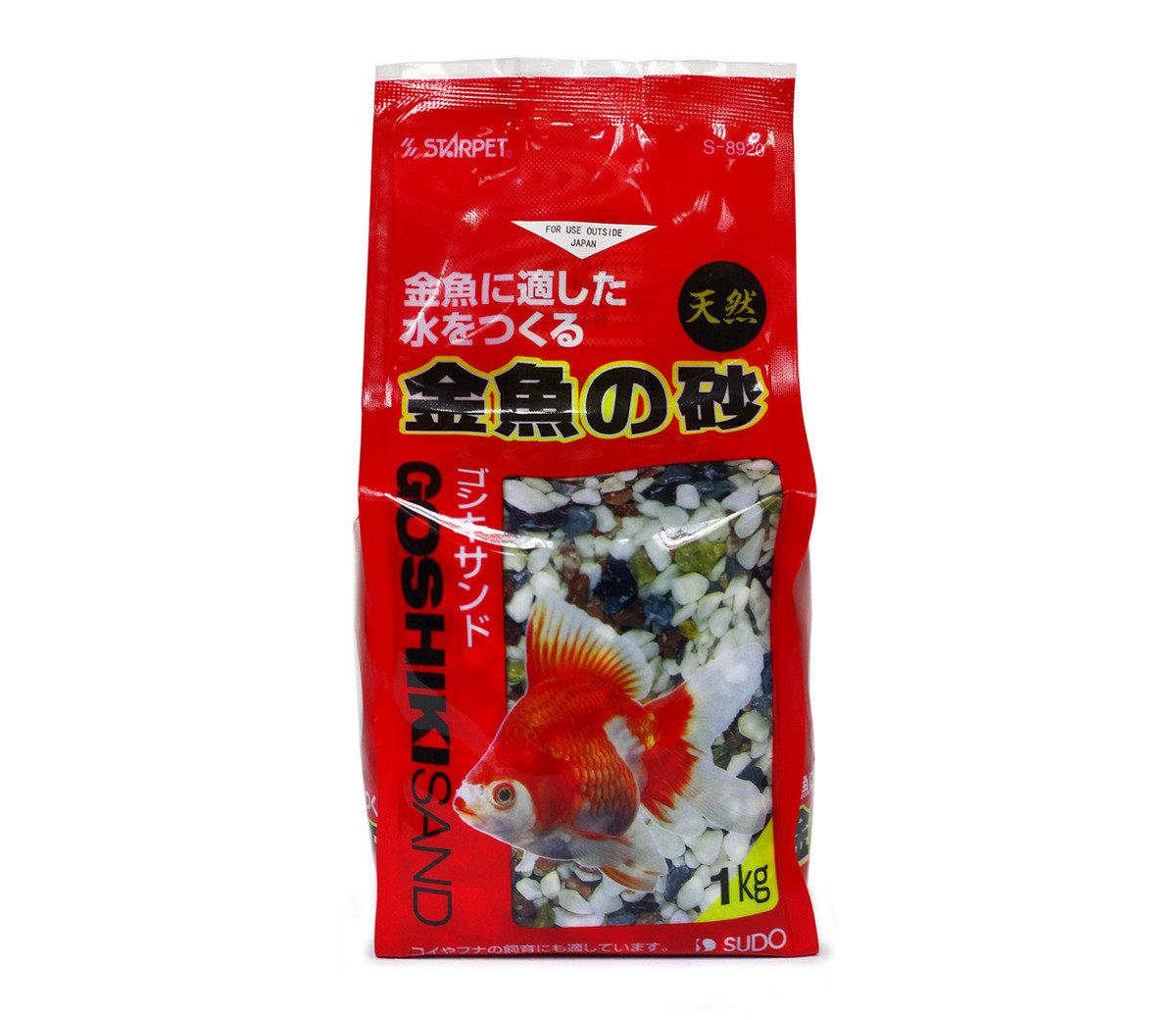 金魚砂(1公斤)