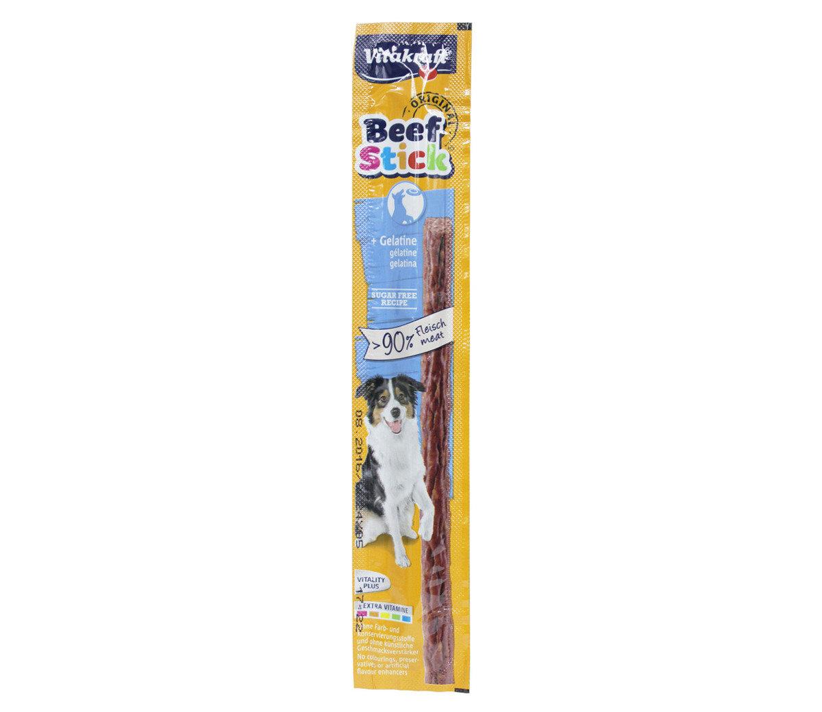 骨膠豐牛條1支莊(12克)